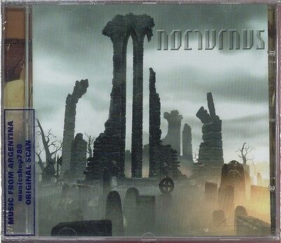 Nocturnus Ethereal Tomb Sealed Cd New