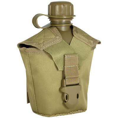 Viper Modular Water Bottle Pouch Molle Canteen Holder Airsoft Hiking Coyote Tan