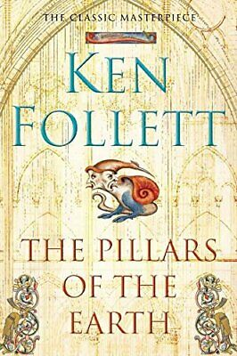The Pillars of the Earth by Follett, Ken Paperback Book The Cheap Fast Free Post