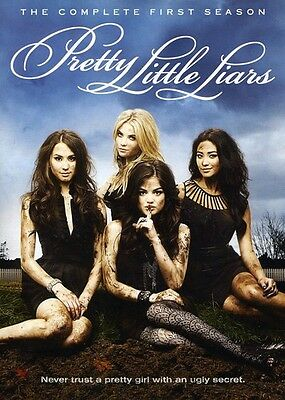 Pretty Little Liars: The Complete First Season [5 Discs] (2011, DVD New)