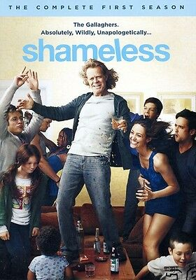 Shameless: The Complete First Season [3 Discs] (2011, DVD New)