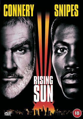 Rising Sun DVD (2004) Sean Connery