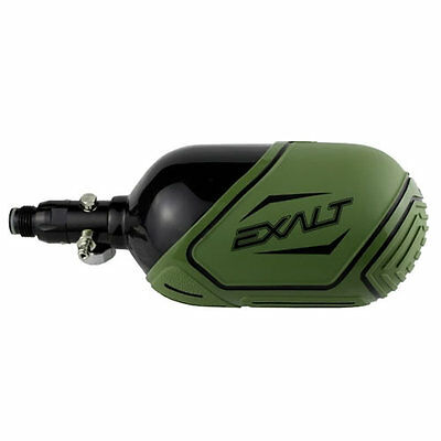 Exalt Tank Cover - Small Fits 45/50ci - Olive
