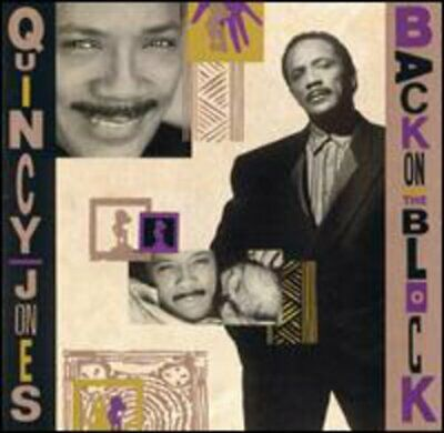 Quincy Jones : Back on the Block CD