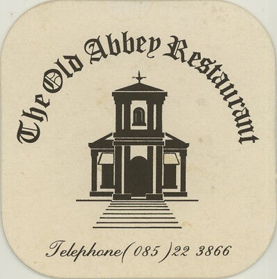 Coaster: The Old Abbey Restaurant