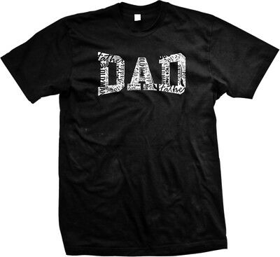 Dad- Father's Day! Pop Father Old Man Papa Bear- Great Gift Idea! Mens T-shirt