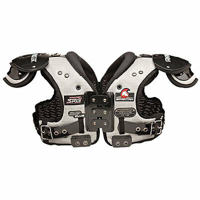 Sptnmp2 Rawlings Spartan Multi-Purpose Shoulder Pads Adult All Sizes