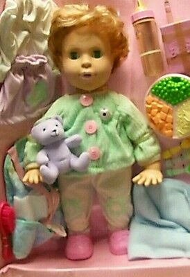 My Dream Baby Interactive Doll