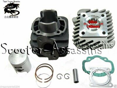 65cc 43mm BIG BORE KIT for  KYMCO ZX50, ZX 50,Fever 50,DJ 50    new