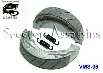 BRAKE SHOES for TGB 202 Classic, 303R Hawk/Laser VMS-06