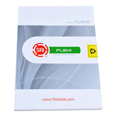 Flexi STARTER 11 Liyu Cutting Plotting Software -Cloud Edition Version