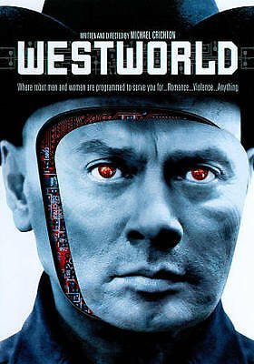 Westworld [P&S] DVD Region 1, NTSC