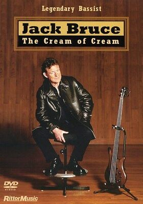 Jack Bruce: The Cream Of Cream Bassgitarre DVD (Region 0)