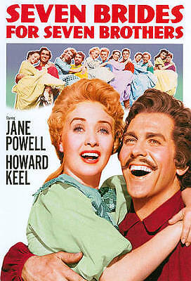 Seven Brides for Seven Brothers [50th Anniversary Edition] DVD Region 1, NTSC