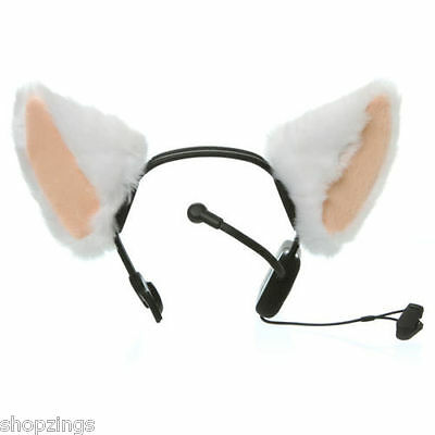 Neuroware Necomimi Brainwave Emotion Controlled Cat Ears Band Anime Cosplay Fun