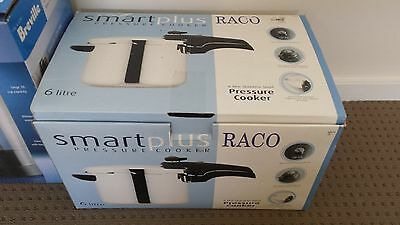 Pressure cooker Raco smart plus 6L soup stock