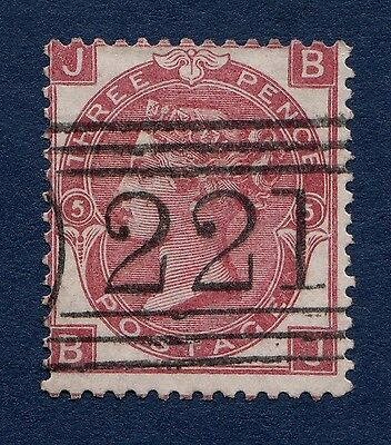 QV 1867-73 sg103 3d Rose. Used examples ( Multiple Listing )