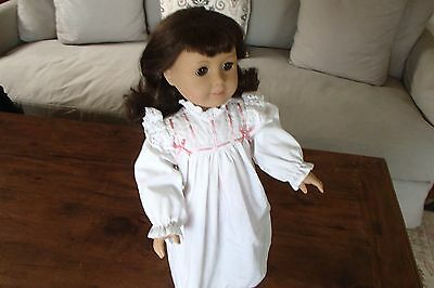 American Girl Doll Samantha With Bed And Pjs