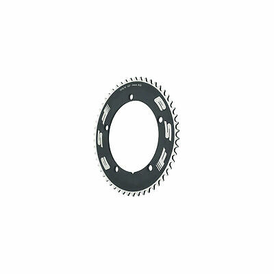 "ALL CITY 48t Tooth CHAINRING ACL-AC-48X 144 BCD Silver 1//8/"" 612 TRACK RING New"