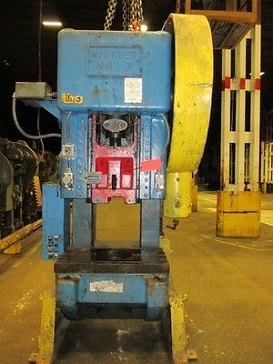 110 Ton Clearing Open Back Inclinable Press 101552 21 500 00