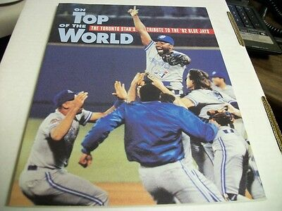 THE TORONTO STAR TRIBUTE TO THE 1992 BLUE