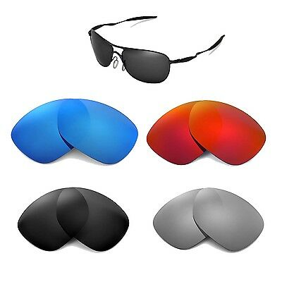Walleva Replacemen​t Lenses 4 Oakley New Crosshair(2012&after)- Multiple Options