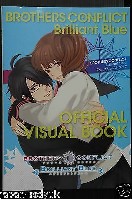 JAPAN Brothers Conflict Brilliant Blue Official Visual Book