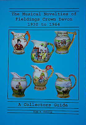 """LATEST EDITION OF """"THE MUSICAL NOVELTIES OF FIELDINGS CROWN DEVON"""" BOOK"""