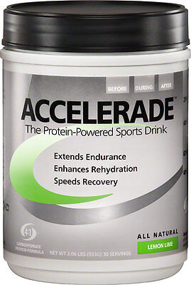 Accelerade: Lemon Lime 30 Servings