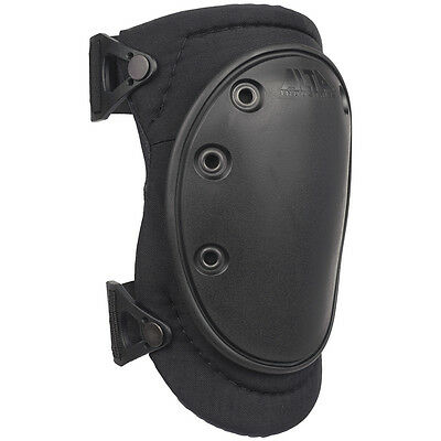 Alta Army Combat Knee Protector Altaflex Military Protection Pads Airsoft Black