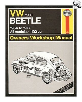 HAYNES Manual Volkswagen Beetle - 0036