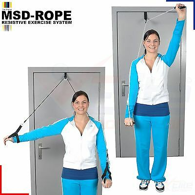 MSD Shoulder Rope Pulley Surgery Physio Frozen Rehabilitation Range NHS