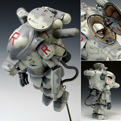 WAVE Maschinen Krieger SNAKE-EYE RECONNAISSANCE TYPE Seapig 1/20 Plastic Model