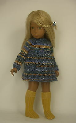 "New handmade outfit  for Sasha doll 16""  or 17"""