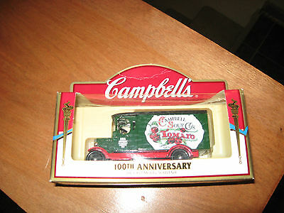 Campbell's Diecast Tomato Truck