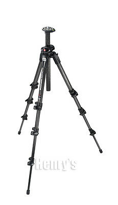 MANFROTTO 190CXPRO4 MAG FIBER FOUR SECTION TRIPOD/NEW