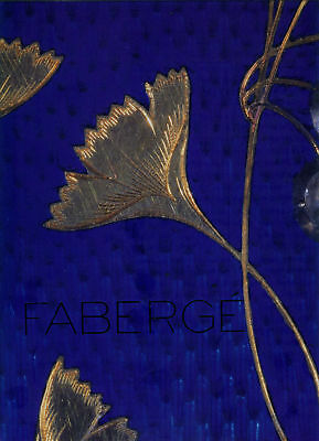 FABERGE Exhibition 2000.1,000 articles.LARGE GIFT ALBUM