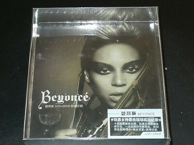 Beyonce 1CD+2DVD Box Set Collector's Edition