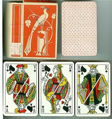 Deck Playing Cards French or Belgium Court Cards