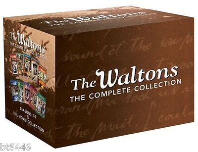 The Waltons: The Complete Collection TV Series Box Set (9 Seasons, 6 MOVIES)