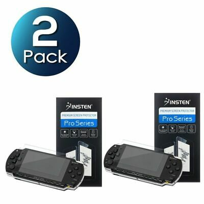 2pcs For Sony PSP SLIM 2000 3000 1000 Screen Protector LCD Guard