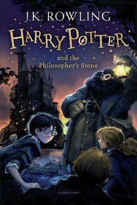 Harry Potter 1 and the Philosopher's Stone - Joanne K. Rowling - 9781408855898