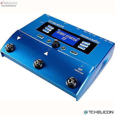 TC Helicon Voice Live Play Vocal Effects Processor.  U.S. Authorized Dealer