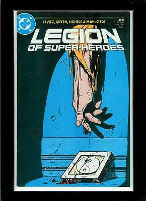 Legion Of Super-Heroes # 4 (1984, DC) Combined Shipping!