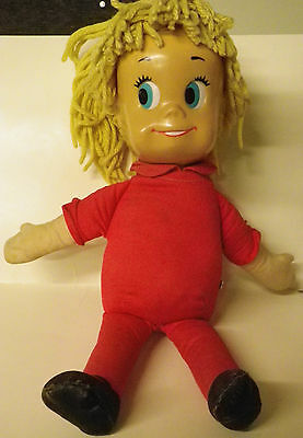 Vintage Wendy Doll from Casper and Wendy by Mattell - Nice LOOK