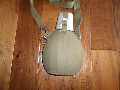 WWII ITALIAN MILITARY MOUNTAIN TROOPS CANTEEN. NORTH AFRICAN  CANTEEN