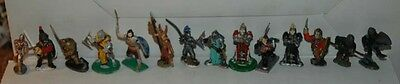 25mm Fighters(13 assorted) painted