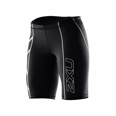 2XU Women's Compression Shorts Large Black