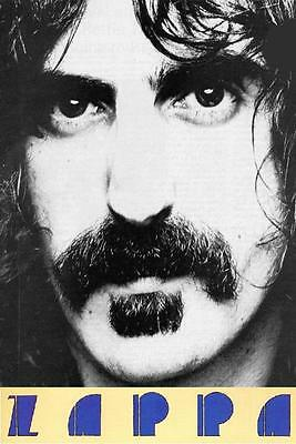 Frank Zappa # 10 - 8 x 10 Tee Shirt Iron On Transfer