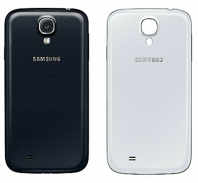 New Genuine Samsung Galaxy S4 I9500 Replacement Battery Back Cover Rear Door